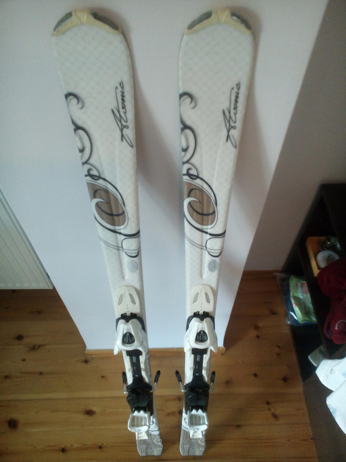 697925c316 Πωλουνται Ski Atomic Cloud 6  11 Με Μπότες Head Ezon 6.5 360 Women ...