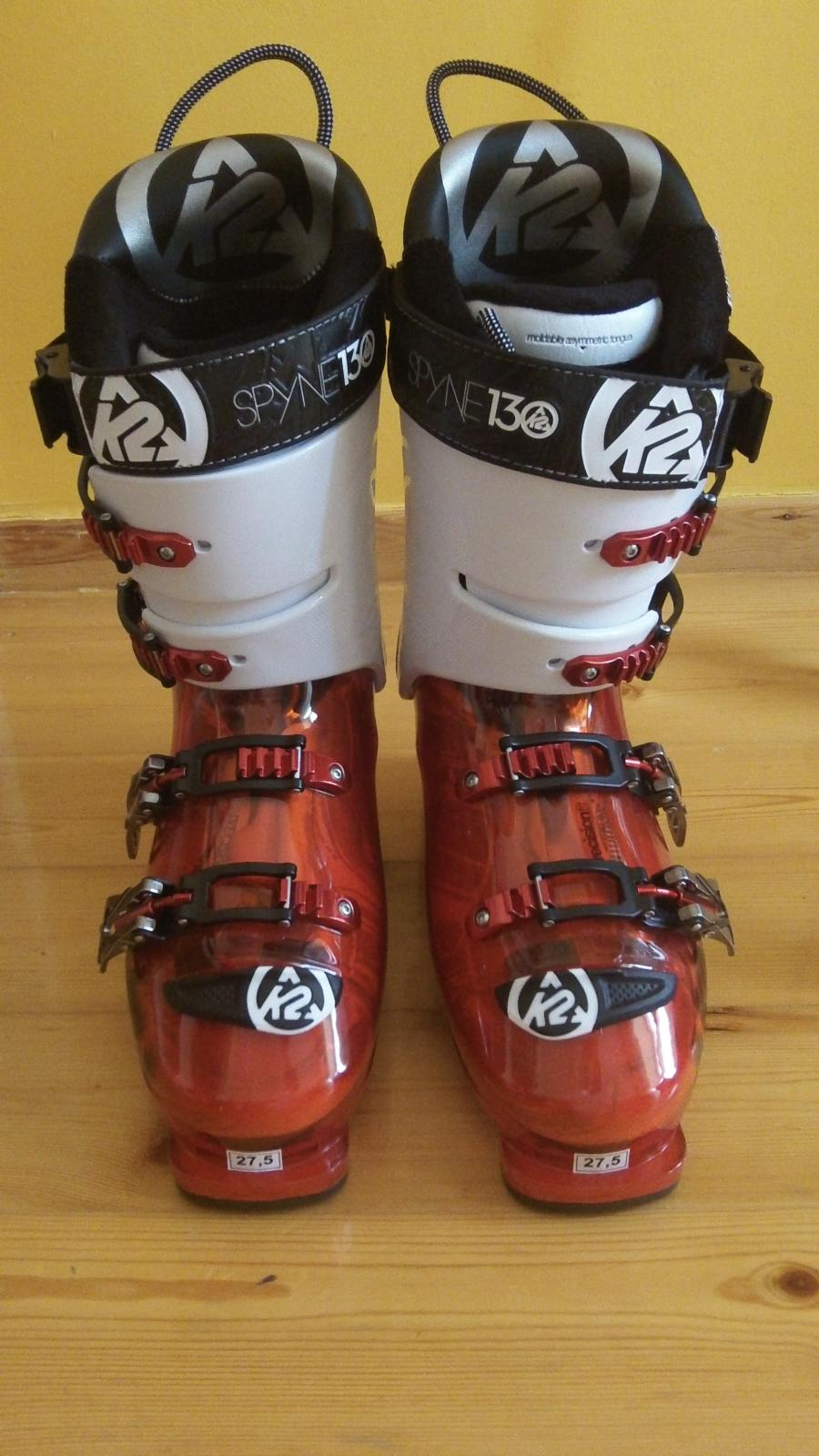 f0c349bbd1 K2 Spyne 130 Flex Μπότες Σκι Του 2014 - Ski - Snowclub.gr forum